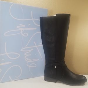 NWT!  Life Stride black tall boots